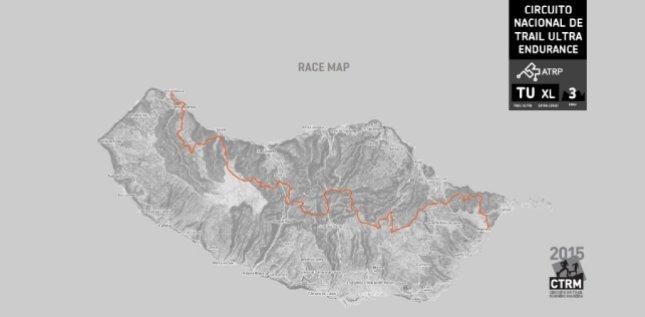 O mapa da prova